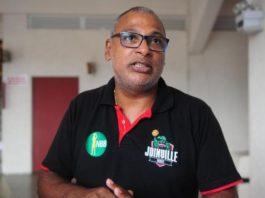 O técnico Kelvin Soares está animado para disputar o Brasileiro com a equipe renovada / Foto: Julio Cesar/Basquete Joinville