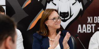 A prefeita, Maria José Gonzaga, tem dado apoio total ao XI de Agosto/AABT/Tatuí / Foto: AI-PMT/Divulgação