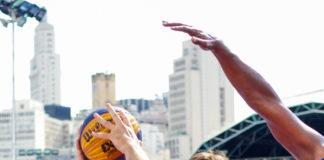 O líder do ranking brasileiro, André Ferros, foi revelado na primeira peneira realizada pelo São Paulo DC / Foto: Bruno Medino/ASE
