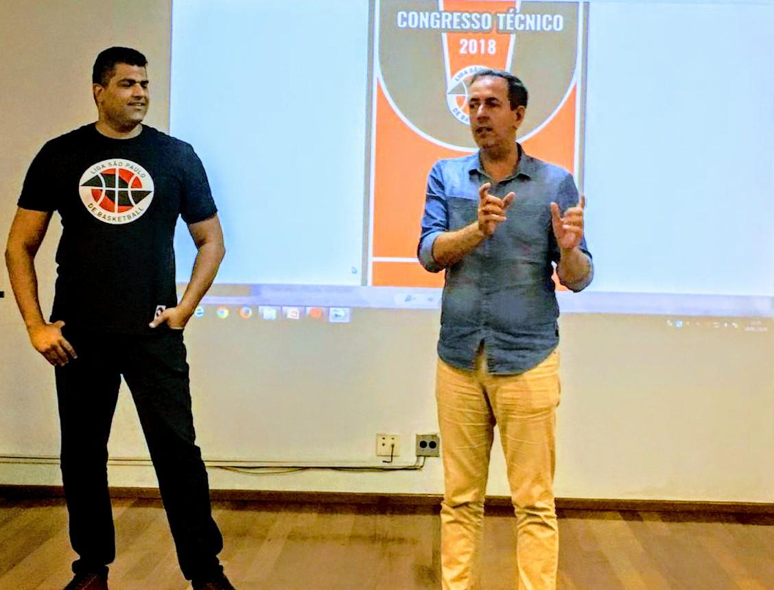 Vlademir Silva e Carlos Renato dos Santos / Foto: Kiko Ross/ASE
