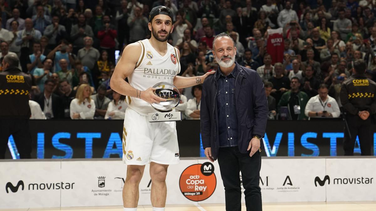 Campazzo brilhou e foi eleito o MVP / Foto: Divulgação