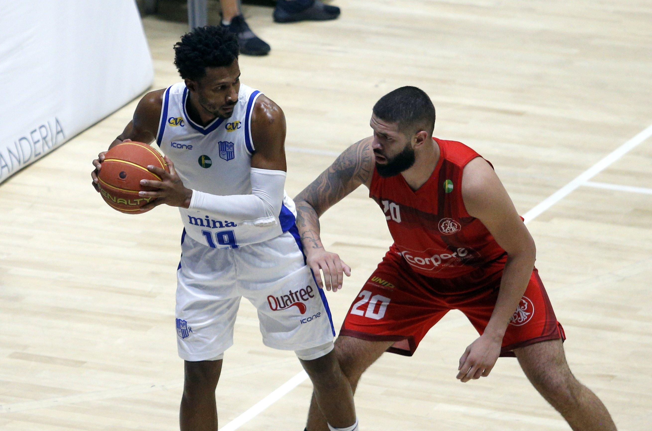 Leandrinho Barbosa foi um dos destaques do Minas / Foto: Orlando Bento/MTC