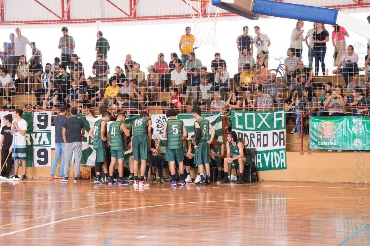 O time paranaense está em fase inicial de pré-temporada / Foto: Divulgação