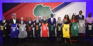 Foto: FIBA África