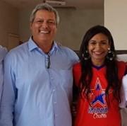Guy Peixoto Jr e Iziane Castro / Foto: Divulgação