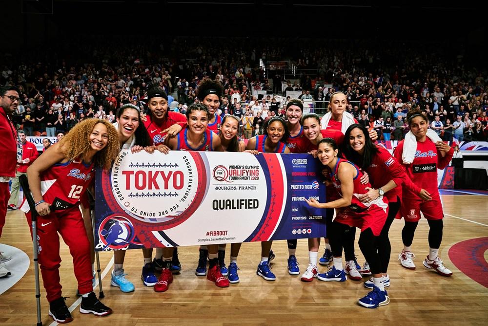 Porto Rico ficou com a terceira vaga desta sede / Foto: FIBA