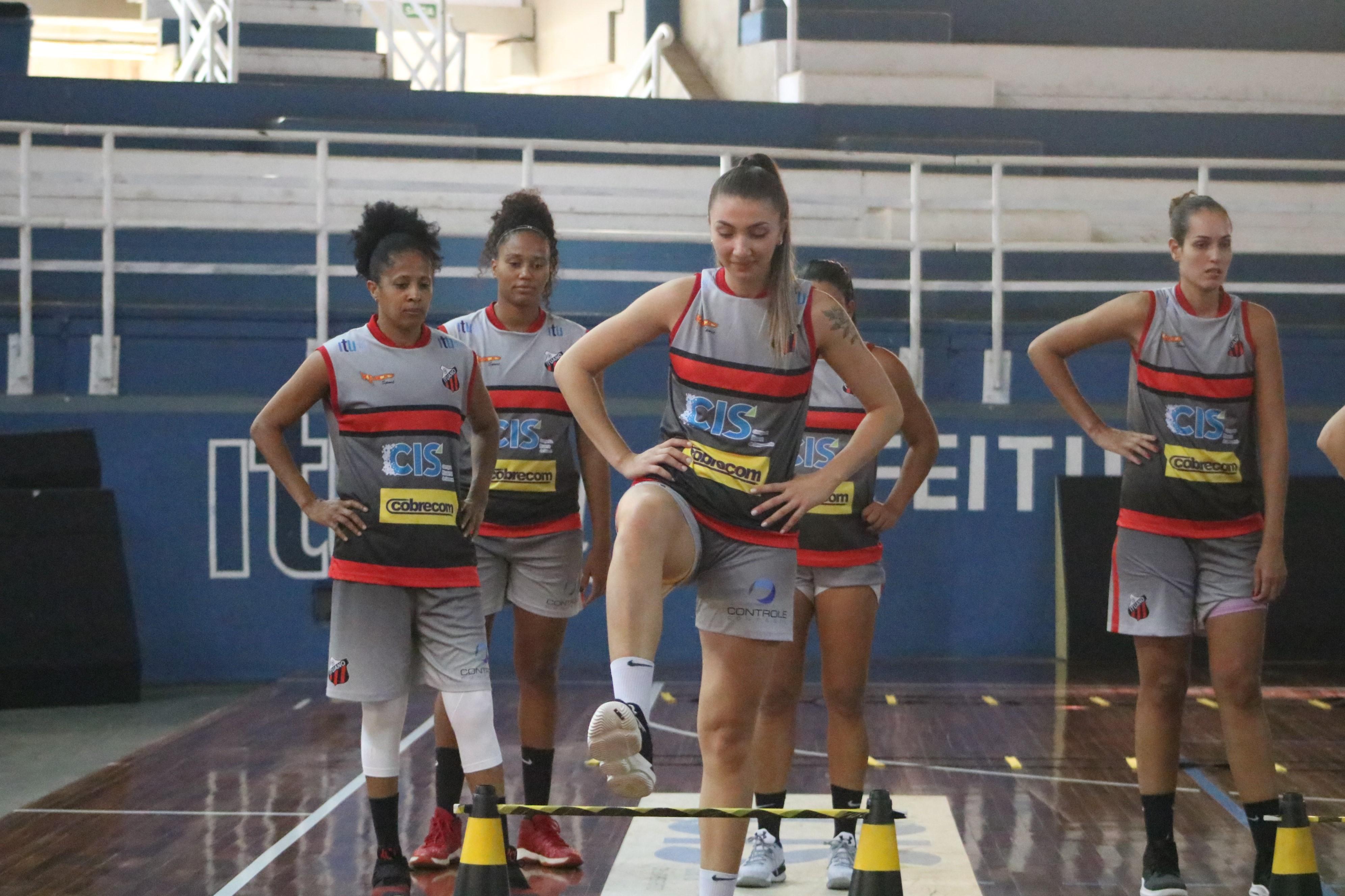 Mari Dias fez um bom pré-olímpico com a Seleção / Foto: Nathane Agostini/Divulgação