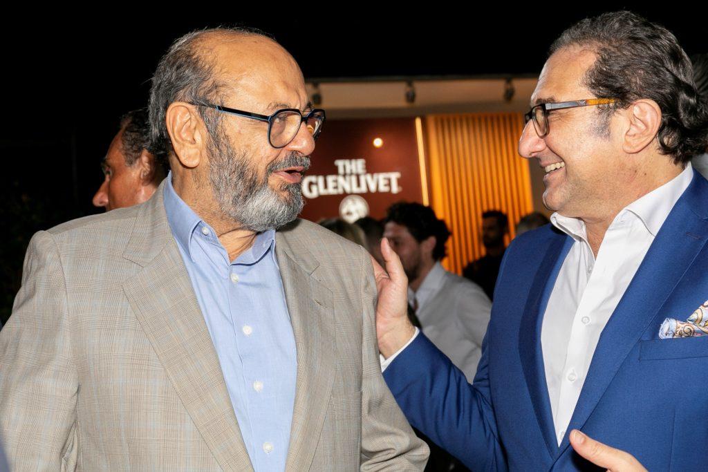 Paulo Saad e Beetto Saad / Foto: Kelly Fuzaro/Divulgação