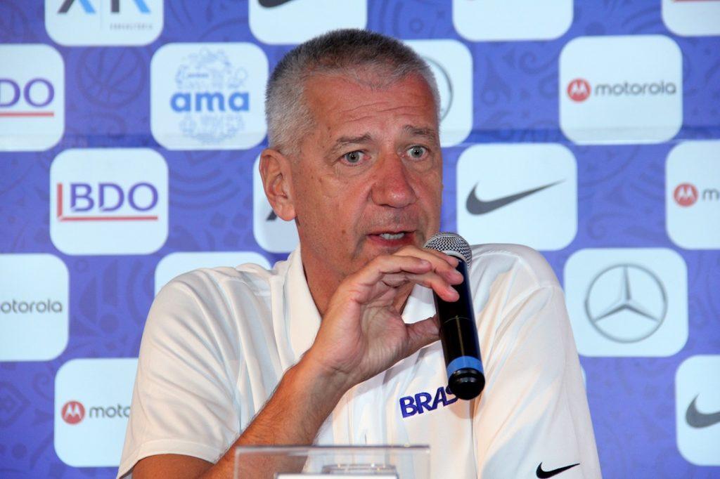 Petrovic quer aumentar as opções para os compromissos futuros da Seleção / Foto: Jorge Bevilacqua/ASE