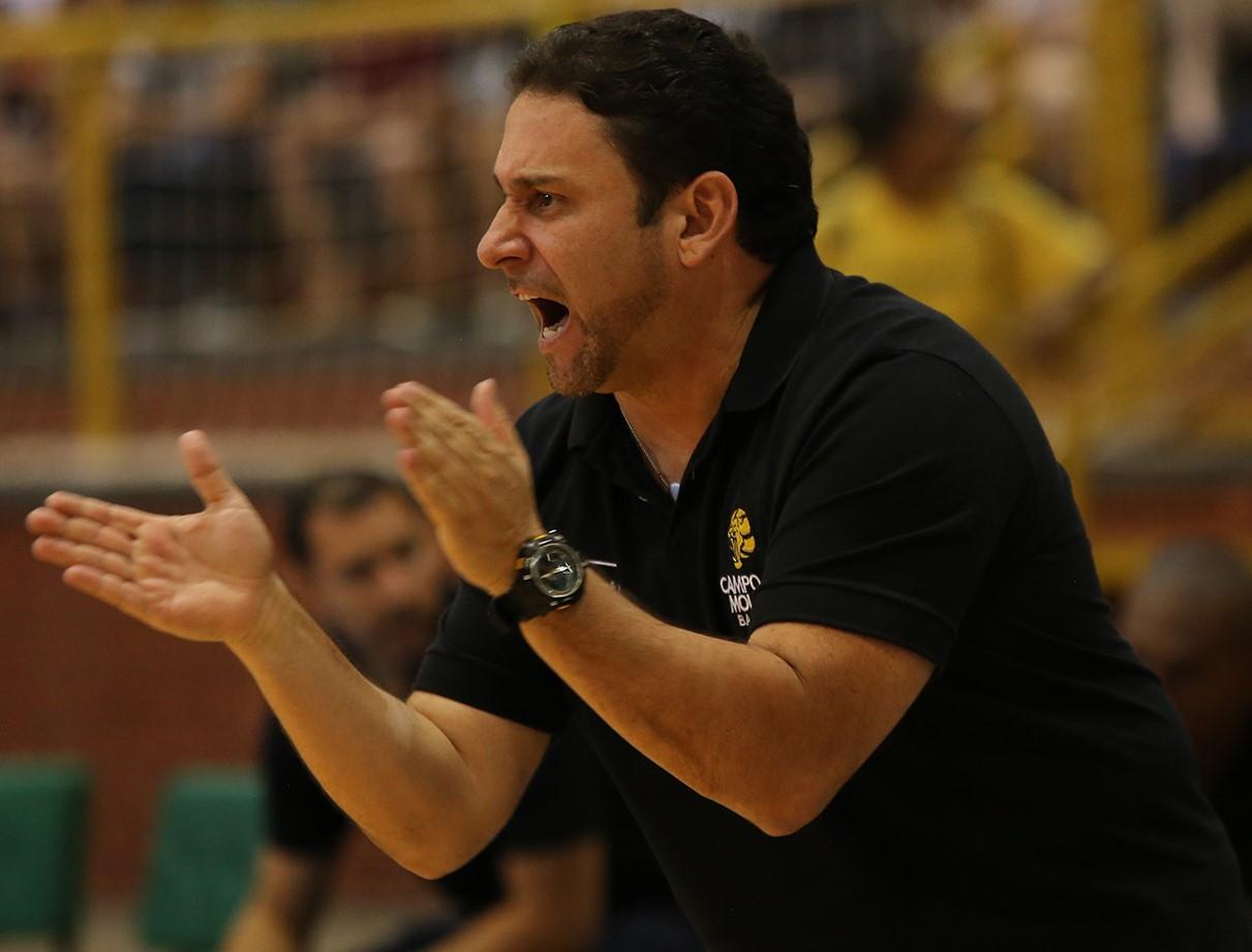 Emerson Souza acredita em grande ano para o basquete de Campo Mourão / Foto: Divulgação-LNB