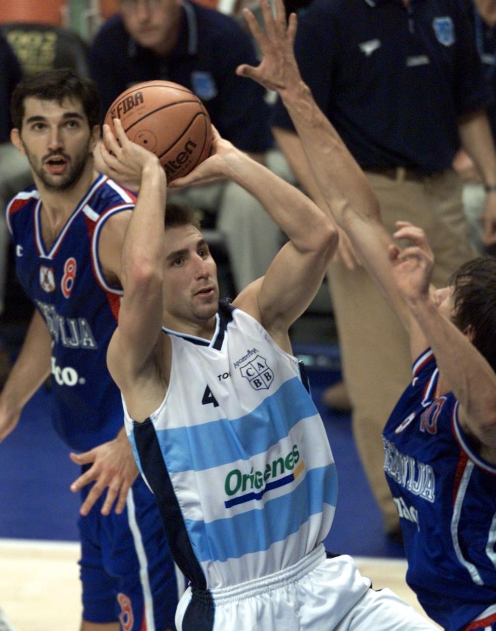 Pepe Sanchez será o padrinho das Nuevas Estrellas / Foto: Divulgação/FIBA