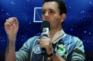 Paulo Serra enalteceu a importância do esporte para a população / Foto: Divulgação