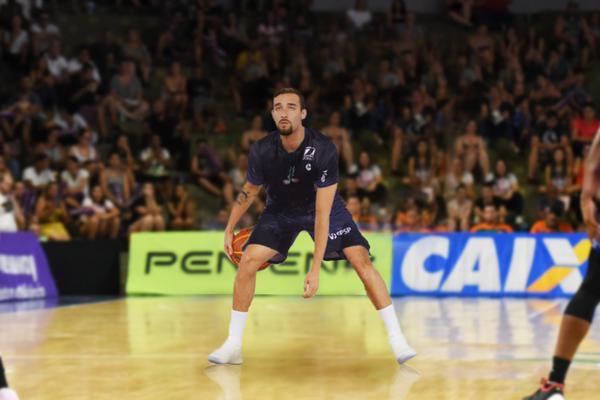 Alexei Patrício é o novo reforço do Zopone Bauru / Foto: Divulgação/Bauru Basket