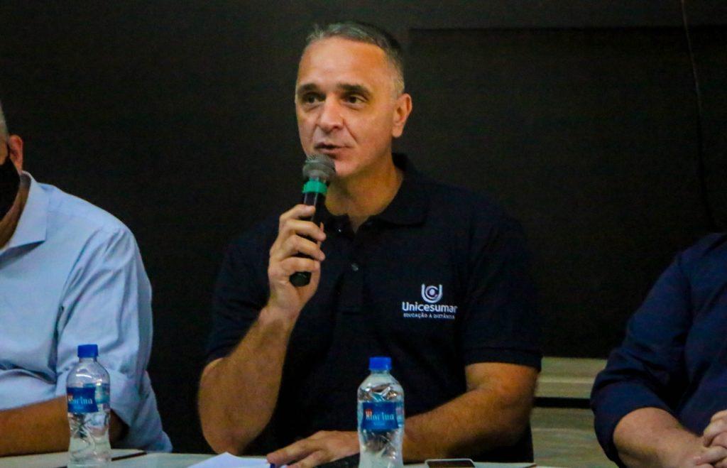 Saviani destacou a importância da educação / Foto: Marina Gouvêa/LSB