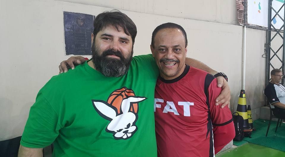 Affini Jr e Shampoo / Foto: Divulgação