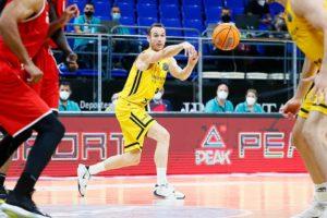 Huertas espera por jogo duro na estreia / Foto: FIBA