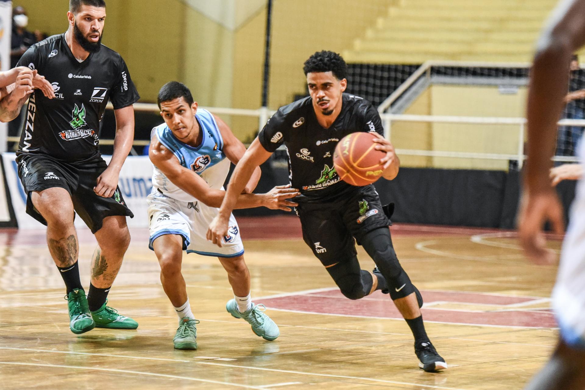 Alexey Borges está de volta ao selecionado nacional / Foto: Victor Lira/Bauru Basket