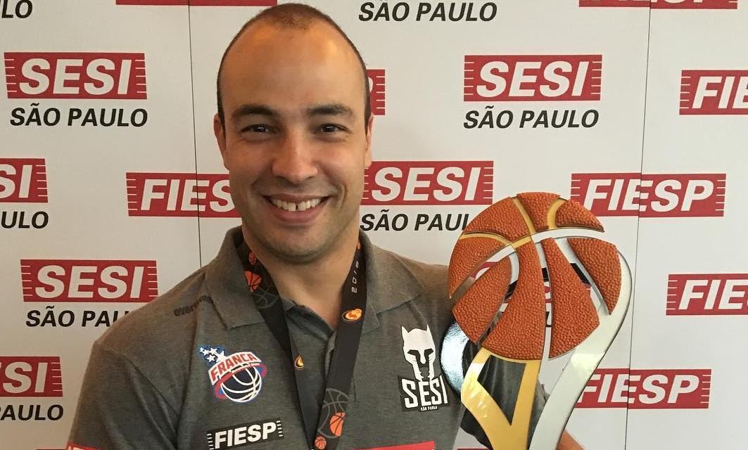 Pablo Costa é o comandante do time francano / Foto: Arquivo