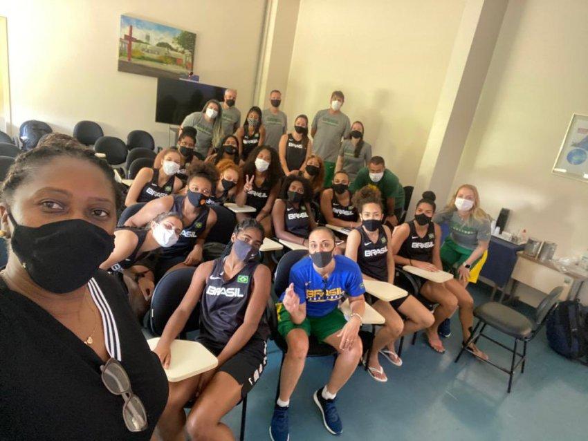 Foto: Divulgação/CBB