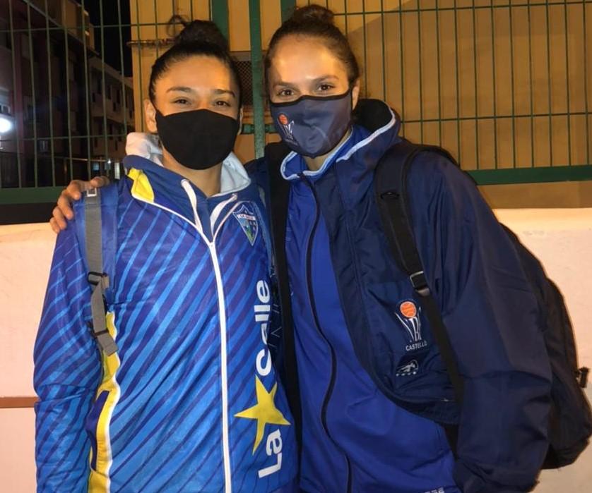 Alana e Iza / Foto: Divulgação