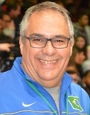 Alex Oliveira organiza o campeonato com maestria / Foto: Databasket