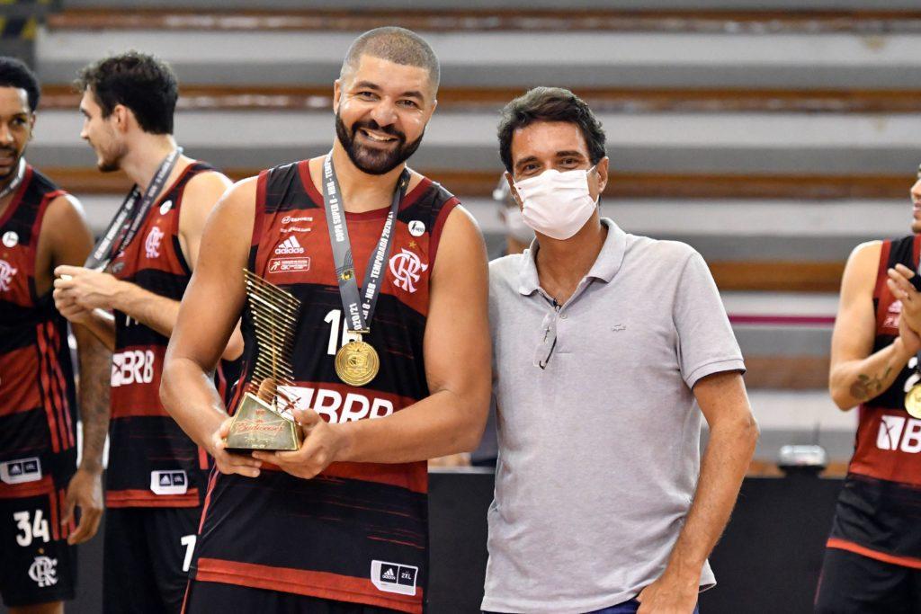 Olivinha foi o grande destaque da competição / Foto: João Pires/LNB