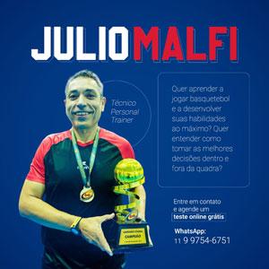 Anúncio Julio Malfi