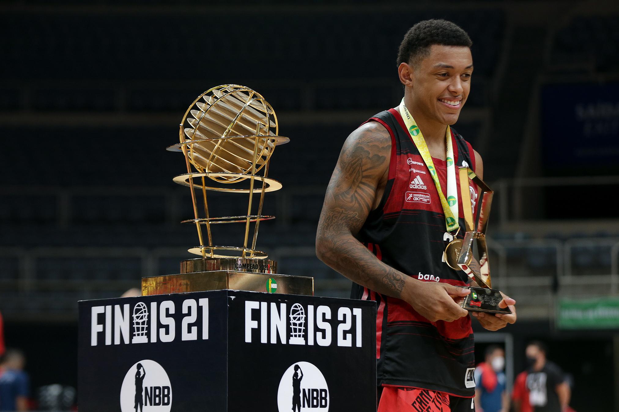 Yago Mateus foi eleito o MVP das Finais / Foto: JUMP/Divulgação